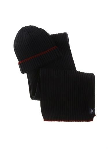 Bay Şapkacı Bay Şapkaci 2'li Atkı - Bere Takımı Renkli